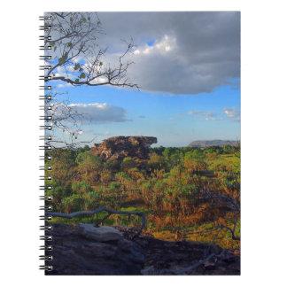 Ubirr Rock, Kakadu notebook