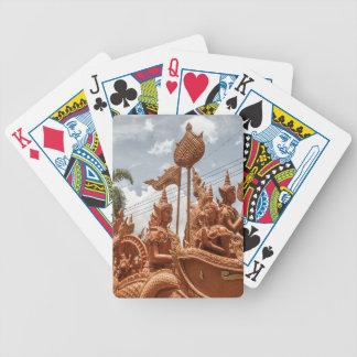 Ubon Ratchathani Candle Festival Playing Cards