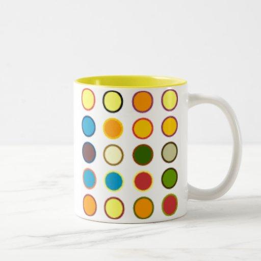 Ubong Two-Tone Mug