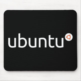 Ubuntu Dark Mousepad
