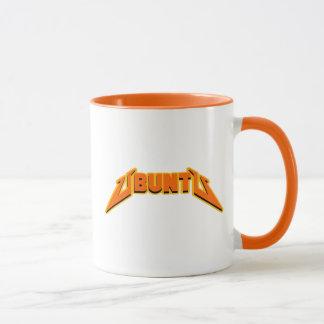 Ubuntu Rock Parody Logo Mug