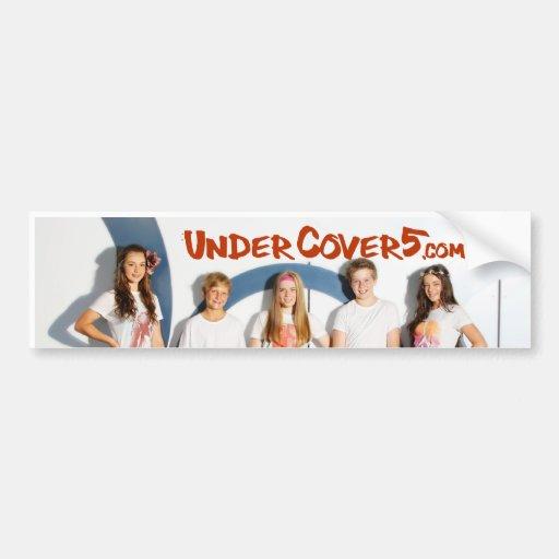UC5 Bumper Sticker