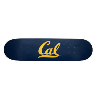 UC Berkeley Cal Logo 21.3 Cm Mini Skateboard Deck