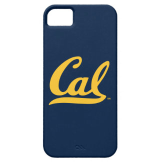 UC Berkeley Cal Logo Barely There iPhone 5 Case