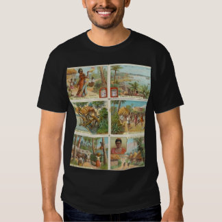 UCE Samoan Stamp T T-shirts