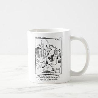 Udder Fodder by Jim Kraft Coffee Mug