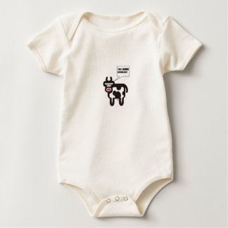 Udderly ridiculous baby bodysuit