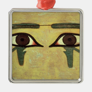 Udjat Eyes on a Coffin, Middle Kingdom Christmas Ornament