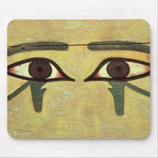 Udjat Eyes on a Coffin, Middle Kingdom Mouse Pad