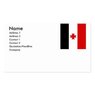 Udmurtia Business Card Template