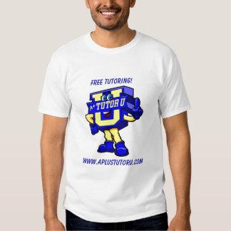 U'ey's Free Tutoring Shirt