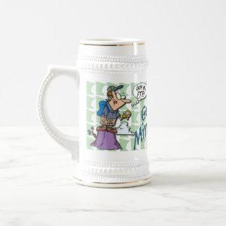 Uff da! Geocache Minnesota Stein Coffee Mugs