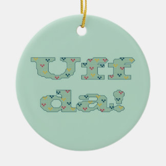 Uff da! Ornament