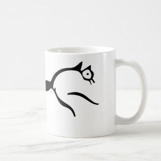 Uffington Horse Coffee Mug
