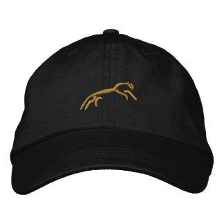Uffington horse embroidered baseball cap