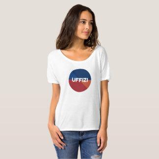 Uffizi Logo Boyfriend T-Shirt