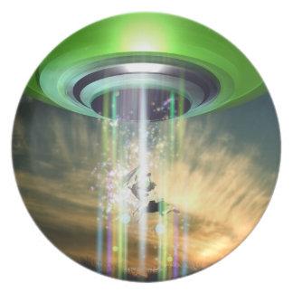 UFO 2 PLATE