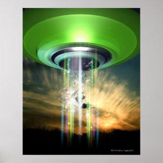UFO 2 POSTER