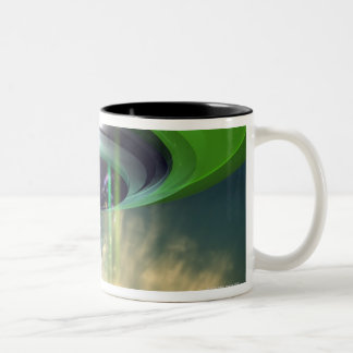 UFO 2 Two-Tone COFFEE MUG