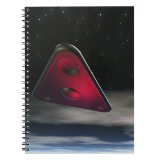 UFO 3 NOTEBOOK