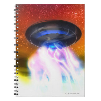 UFO 4 NOTEBOOK