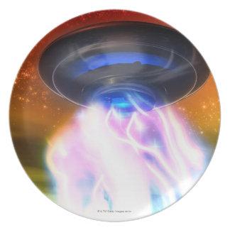 UFO 4 PLATE