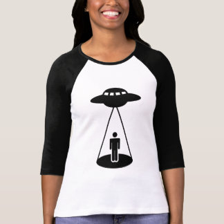 UFO Abduction T-Shirt