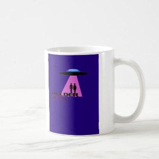UFO alien abduction Coffee Mug