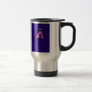 UFO alien abduction Mug