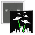UFO Alien Attack Button