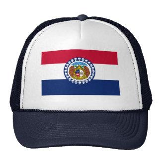 UFO Alien Missouri Cap