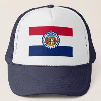 UFO Alien Missouri Trucker Hat