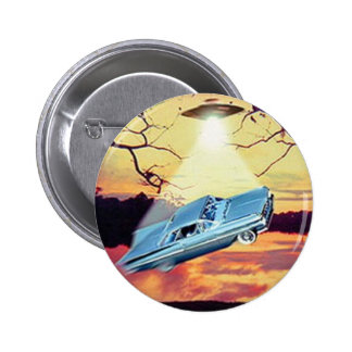 UFO PINBACK BUTTONS