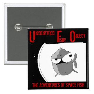 UFO (badge) Pin