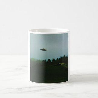 UFO BASIC WHITE MUG