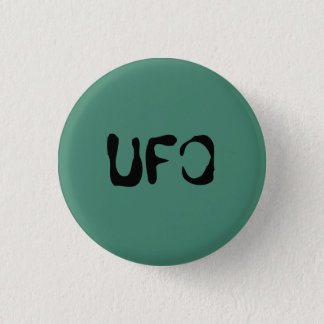 UFO Button Pin