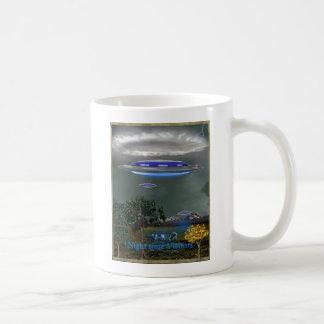 UFO Cattle abduction items Coffee Mug