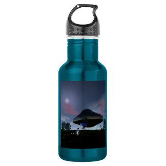 UFO Cattle Mutilation 532 Ml Water Bottle
