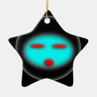 UFO CHRISTMAS ORNAMENT