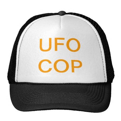 UFO COP HATS