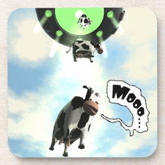 UFO Cow Abduction Coaster