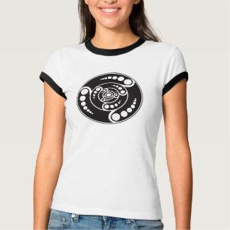 UFO Crop circles design T-Shirt