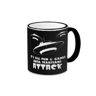 UFO Cup Ringer Mug