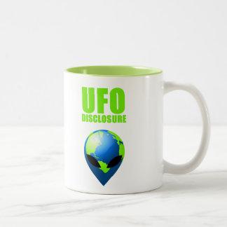 UFO Disclosure Mug