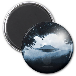 UFO Fidelity Magnet