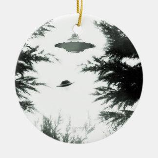 UFO Friends Ornament