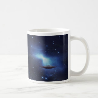 UFO galaxy Coffee Mug