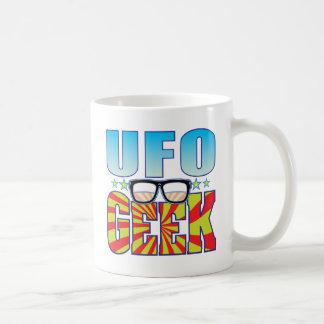 UFO Geek v4 Coffee Mugs