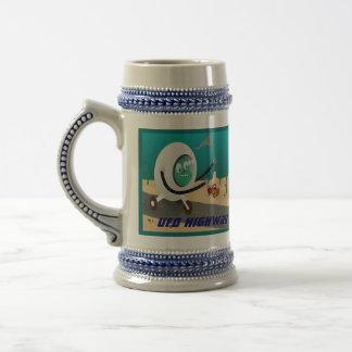UFO Highway stein Mug