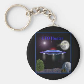 UFO Hunters Key Ring